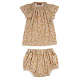 Milkbarn Bamboo Dress with Bloomer