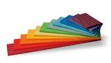 Grimm's Building Boards - Rainbow
