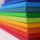 Grimm's Building Boards Rainbow