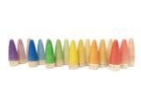 Grapat Coloured Stick Gnomes
