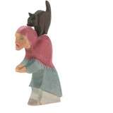 Ostheimer Wooden Cat for Witch - Witch sold separately