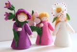 Clover with Clover in Hand - Flower Children