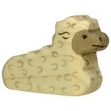 Holztiger Lamb Lying
