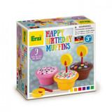 Erzi Wooden Happy Birthday Muffins