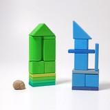 Grimm's Shapes and Colours Building Set - Part I