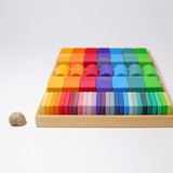 Grimm's Shapes and Colours Building Set