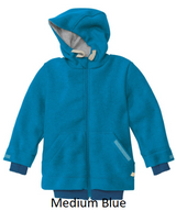 Disana Boiled Wool Outdoor Jacket