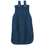 Disana Knitted Sleeping Bag  -Navy