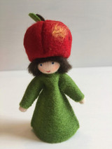 Apple Girl - Flower Children