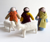 Shepherds (Nativity Set)- Flower Children
