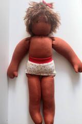 Nanchen Dressable Doll Pauline