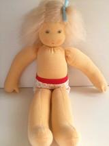 Nanchen Dressable Doll Luisa