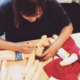 Nanchen Dressable Doll - Waldorf Dolls