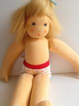 Nanchen Dressable Doll Katharina - Waldorf Dolls