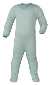 Engel Footed Sleep Overall Organic Merino Wool/Silk