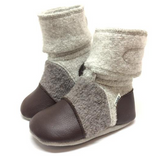 Nooks Wool Booties