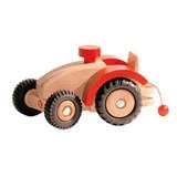 Ostheimer Wooden Tractor