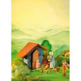 Ostheimer Wooden Chicken House (3520)