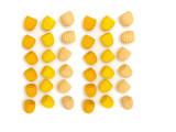 Grapat Mandala Mini Honeycomb - Yellow (18-201)