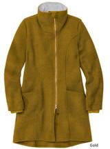 Disana Women's Coat Gold