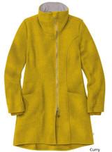 Disana Women's Coat Curry