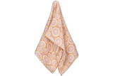 Milkbarn Organic Cotton Swaddle - Grapefruit
