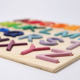 Grimm's Wooden ABC Game in Frame