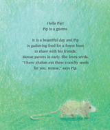 Pip the Gnome and the Forest Feast - Boardbook