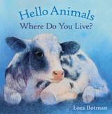 Hello Animals - Where Do You Live? - cover