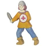 Holztiger Fighting Boy - Orange