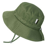 Jan & Jul Bucket Cotton Sun Hat - Green
