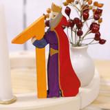 Vase White - Grimm's Birthday Ring Decoration (04700)