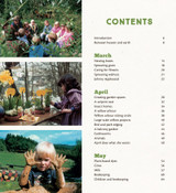 Spring and Summer Nature Activities for Waldorf Kindergartens  - Content Page