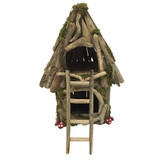 Papoose Woodland Fairy House - two story (WP073)