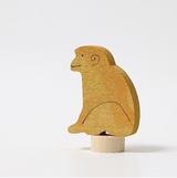 Monkey Sitting - Grimm's Birthday Ring Decoration