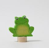 Frog 1 - Grimm's Birthday Ring Decoration