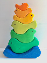 Glueckskaefer Bird Stacker (523205)