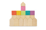 Ocamora Little Houses and Cubes (co1209)