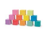 Ocamora Cubes Coloured (PC1202)