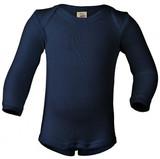 Engel Baby Body Organic Merino Wool/Silk - Navy (up to 3 yrs)