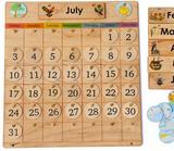From Jennifer Wooden Home Calendar