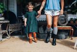 Lamington Wool Socks