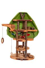 Magic Wood Tree House with Cloth