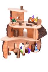 Magic Wood Small Trunk Tree House