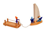 Magic Wood Boat and Dock