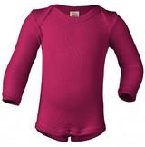Engel Baby Body Organic Merino Wool/Silk - Raspberry (up to 3 yrs)