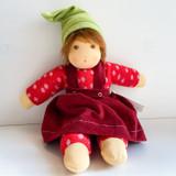 Nanchen Dressable Doll Ronja