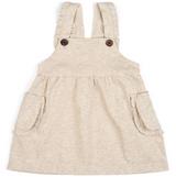 Milkbarn Organic Cotton/Bamboo Dress - Oatmeal