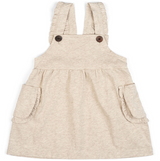Milkbarn Organic Cotton/Bamboo Dress - Oatmeal