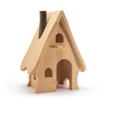 Ostheimer Wooden Fairy Tale House